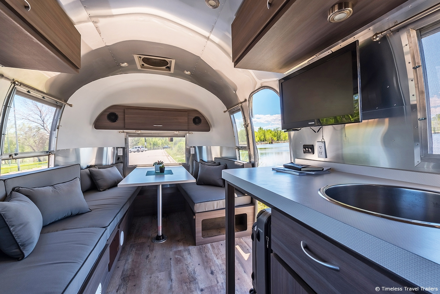 Best Travel Trailers 2017 >> Marble Airfield Guest Lodging by Timeless Travel Trailers