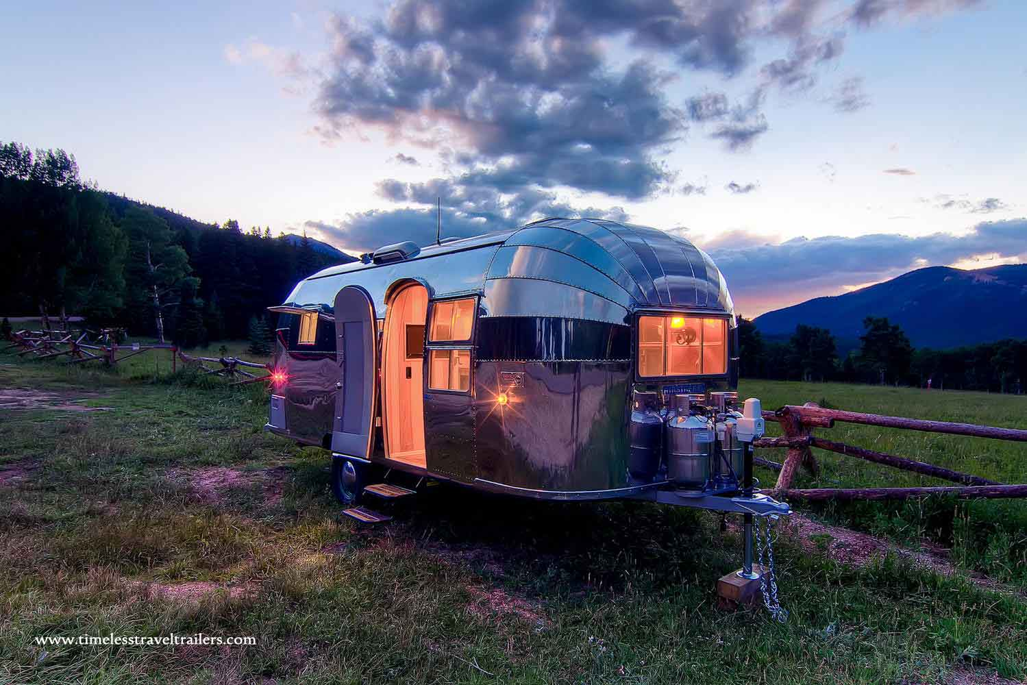 For Sale Orviss Vintage 1954 Airstream