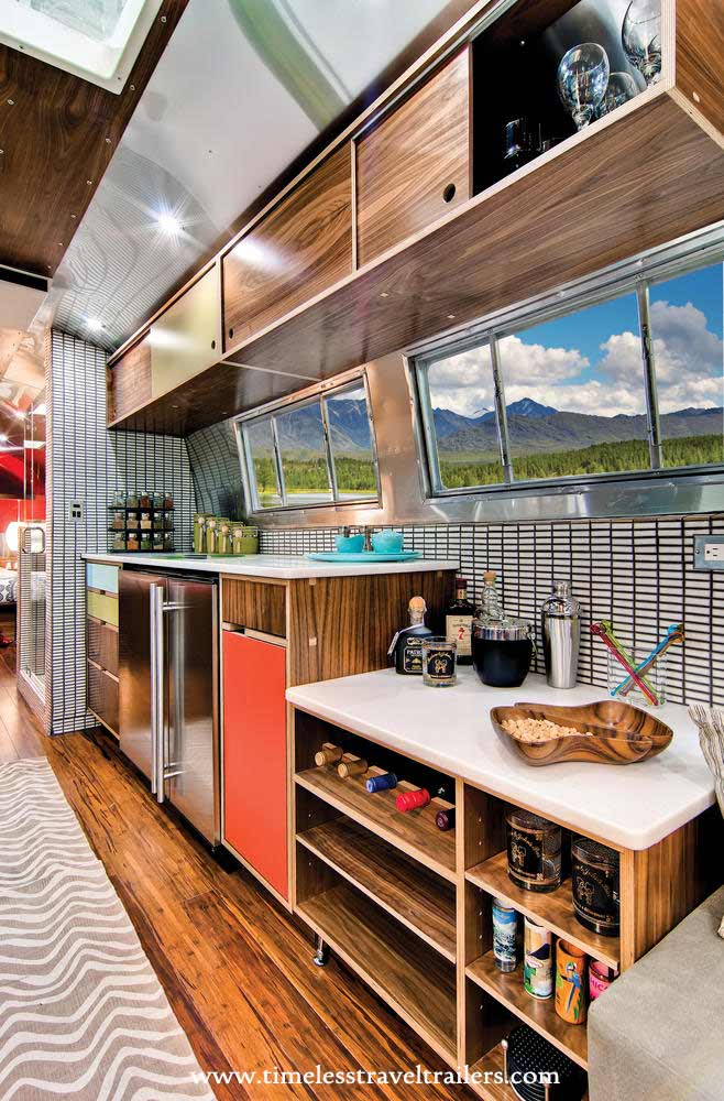 western pacific airstream timeless travel trailers. Black Bedroom Furniture Sets. Home Design Ideas