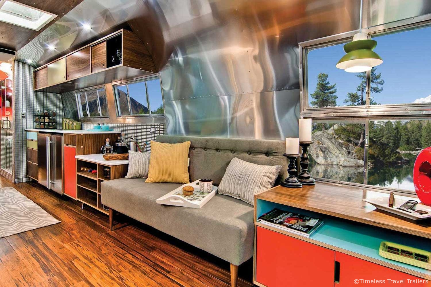 Genial Western Pacific Airstream
