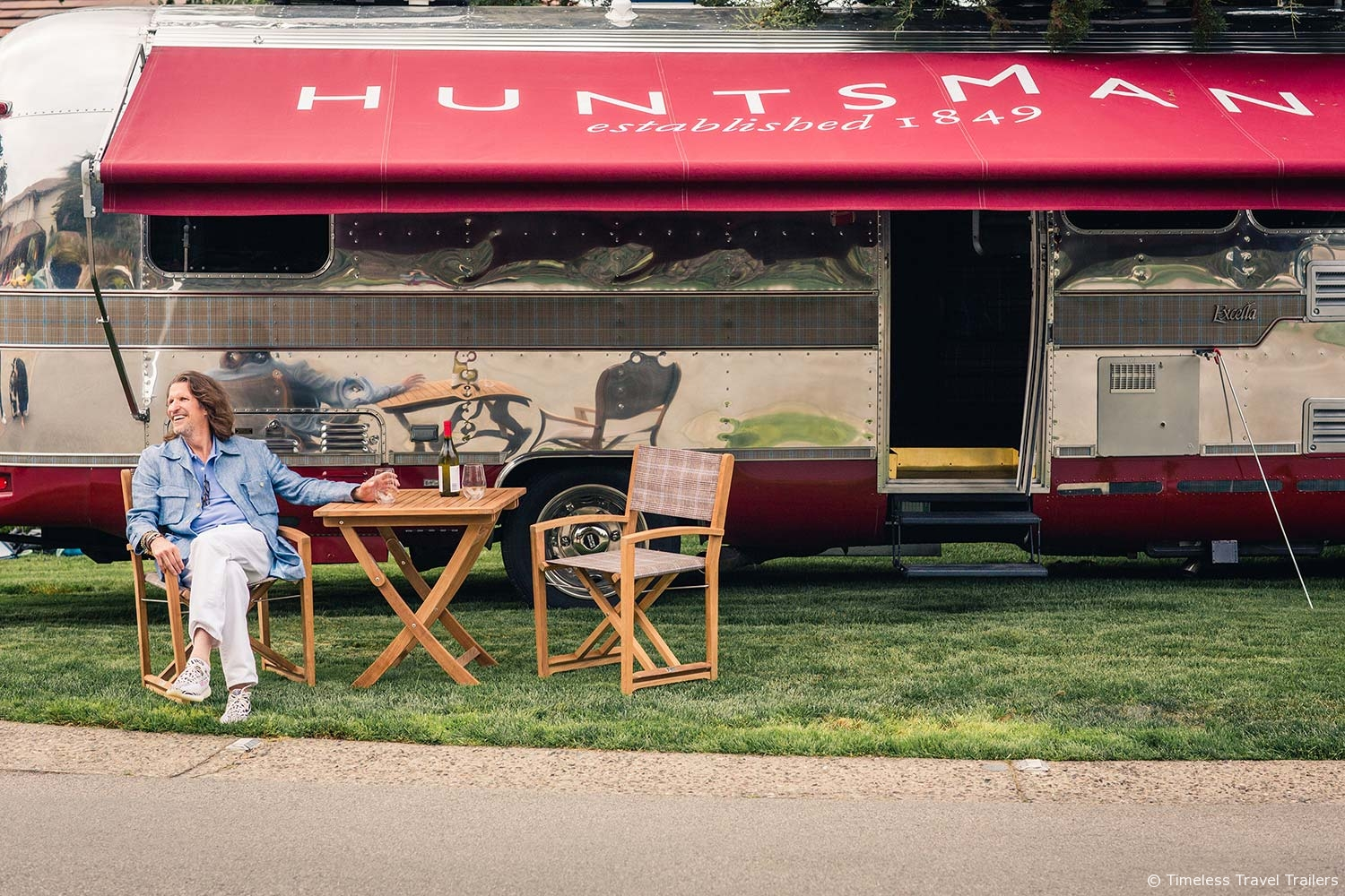 huntsman airstream mobile tailoring studio by timeless travel