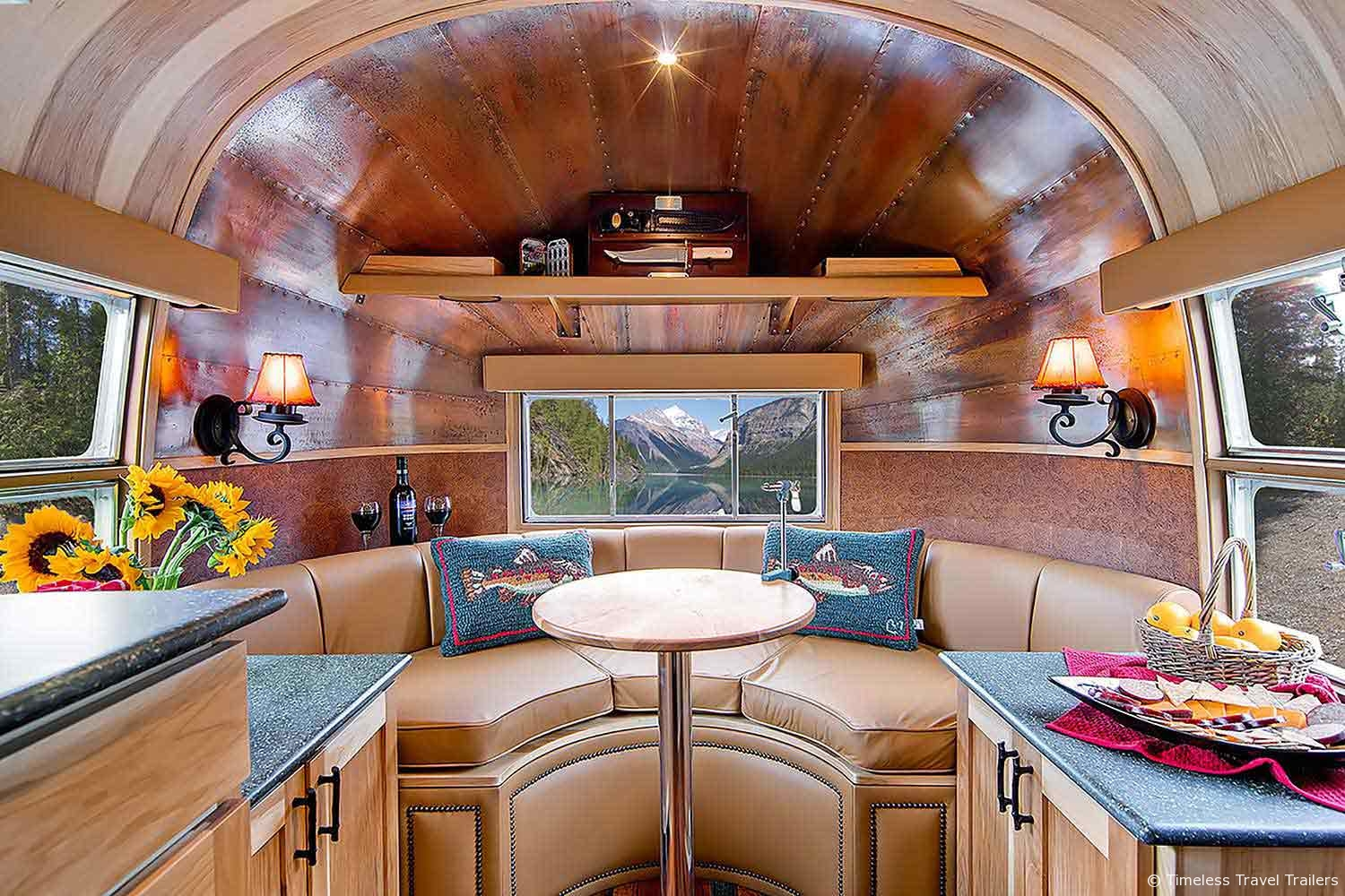 Timeless Orvis Airstream by Timeless Travel Trailers