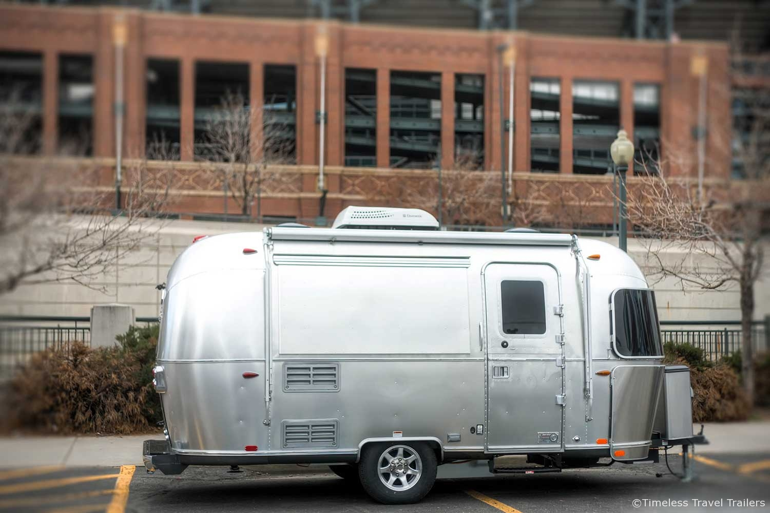 tailgating airstream by timeless travel trailers. Black Bedroom Furniture Sets. Home Design Ideas