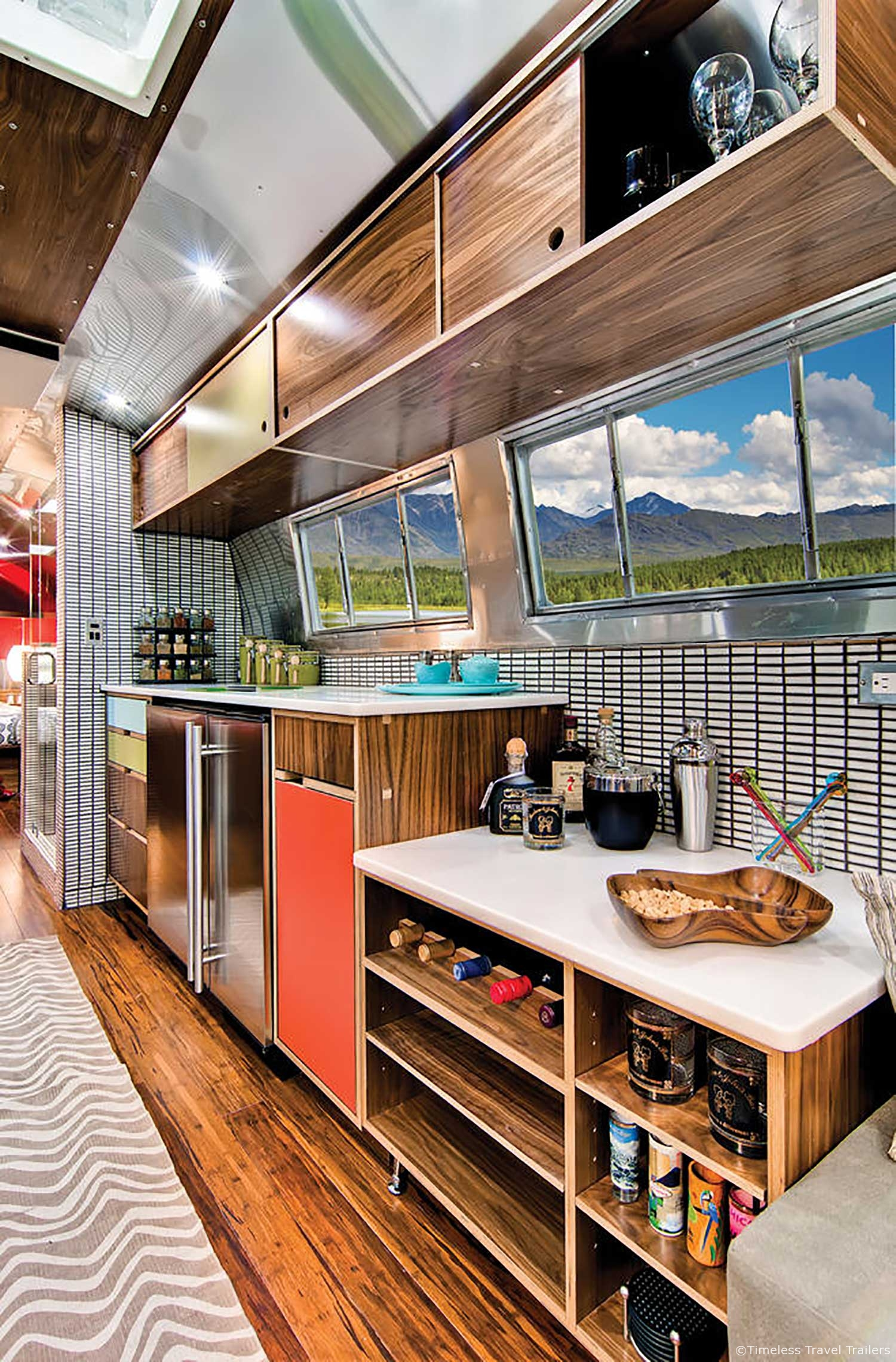 Western Pacific Airstream By Timeless Travel Trailers