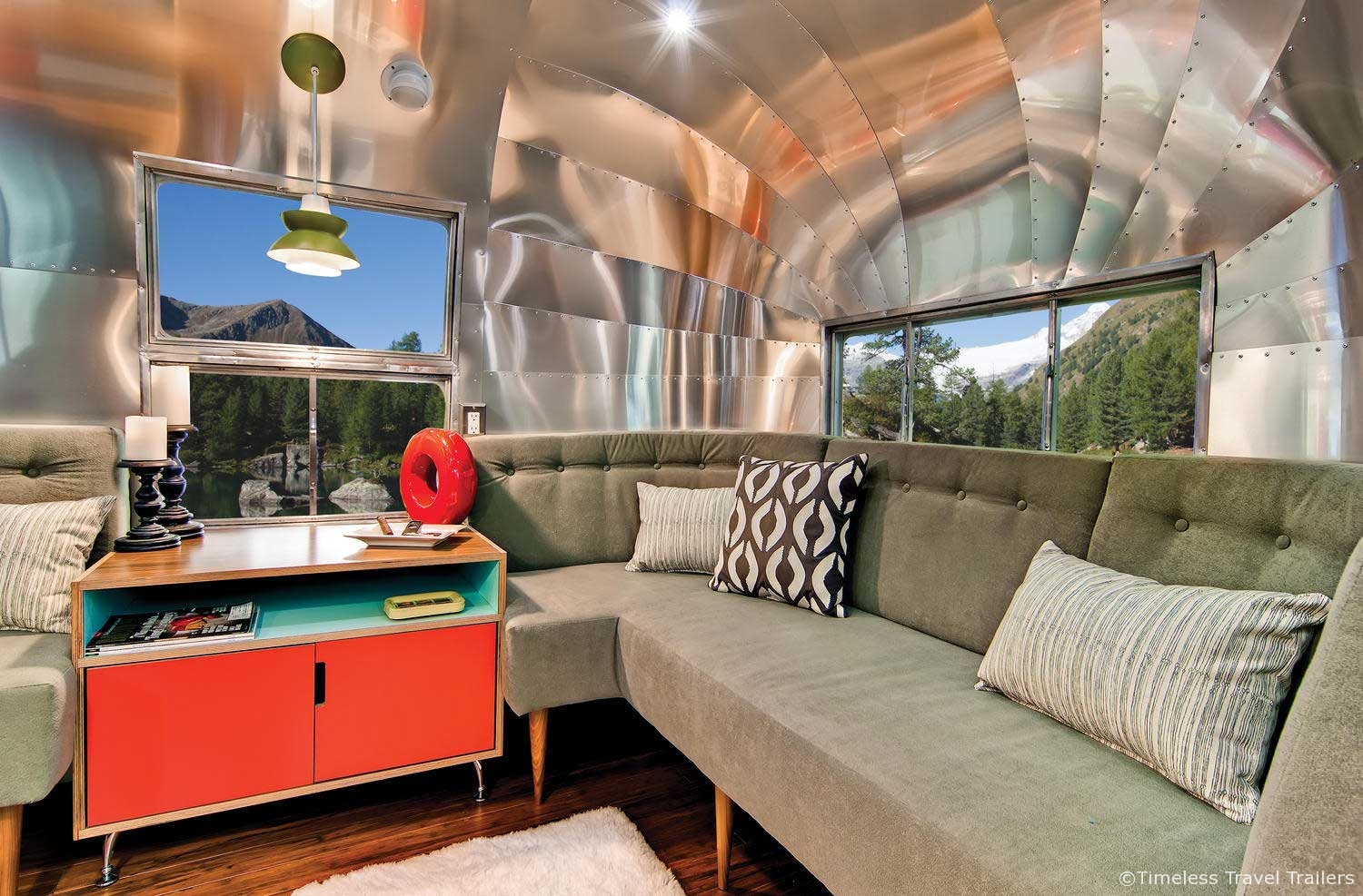 western pacific airstream by timeless travel trailers. Black Bedroom Furniture Sets. Home Design Ideas
