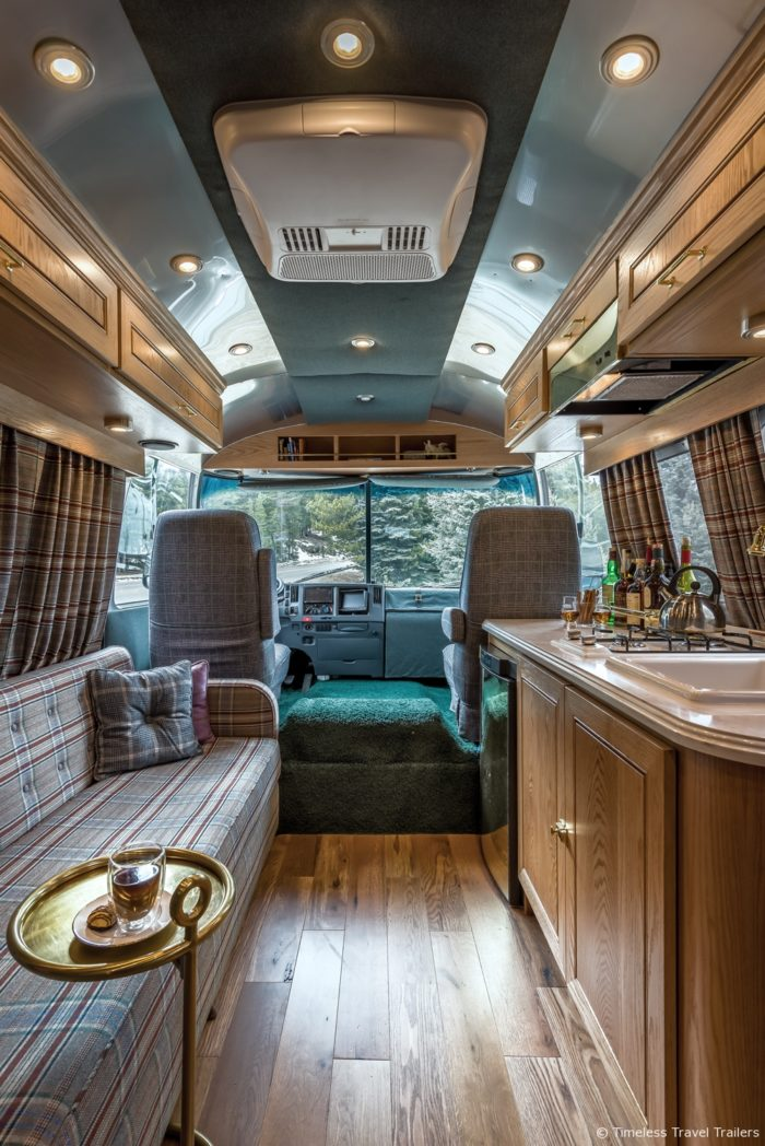 Huntsman Airstream Mobile Tailoring Studio By Timeless Travel Trailers